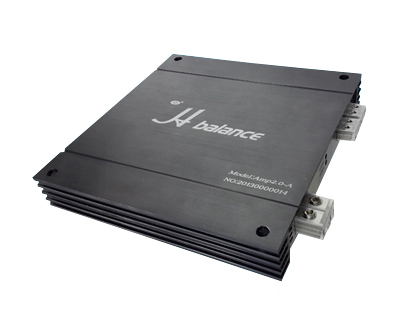 2 channel car amplifier