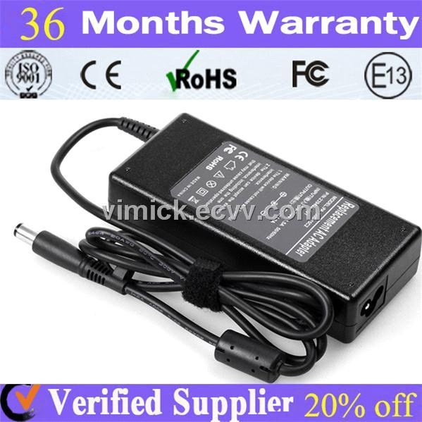 18.5V 6.5A laptop travel ac chargers for HP 120W 5.5*2.5 PA-1121-02H