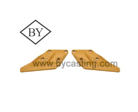Construction Machinery Parts Tractor Attachments Bucket Teeth side cutter