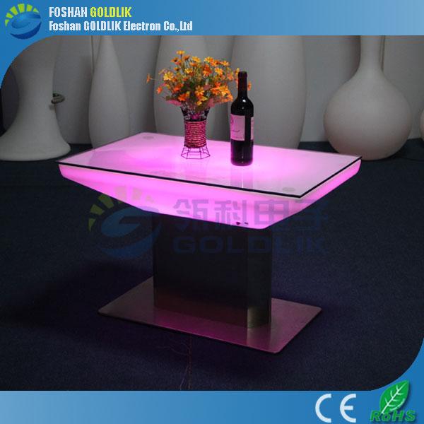 Light Up Bar Table GKT 056AR
