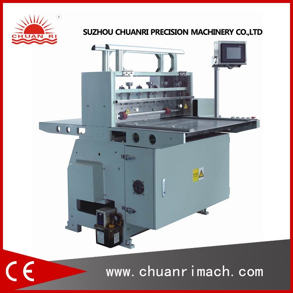 Roll Film Belt Cutting Machine Manufacturer