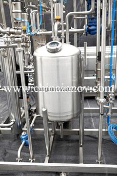 Milk Plate Pasteurizer