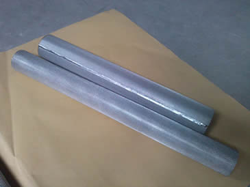 Cylindrical Filter Element - Large Filtration Area