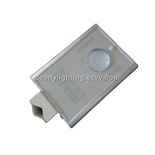 Solar Products Integrated Solar Light Sensor Control China Wholesale 8w Solar Street Light (LED)