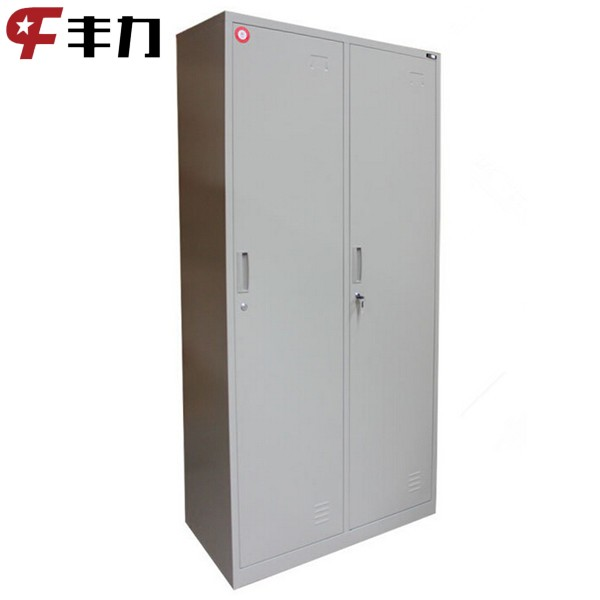 K/D Structure 2 Doors Camping Storage Cabinet