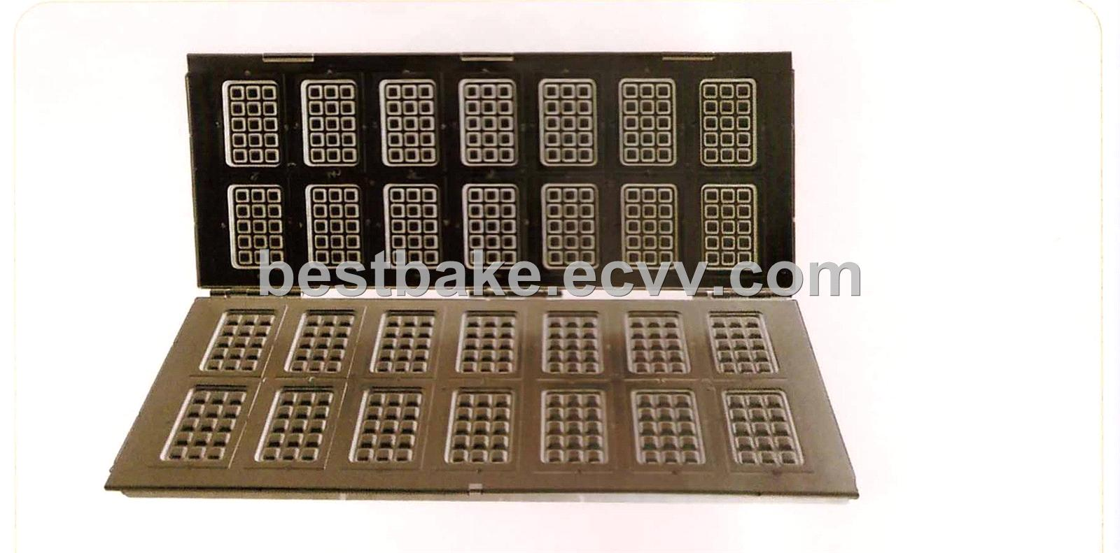 Non-Stick Waffle Tray / Cake Mould / Baguette Tray
