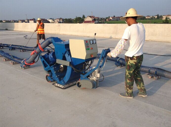 Portable Floor Surface Griding Sand Blaster