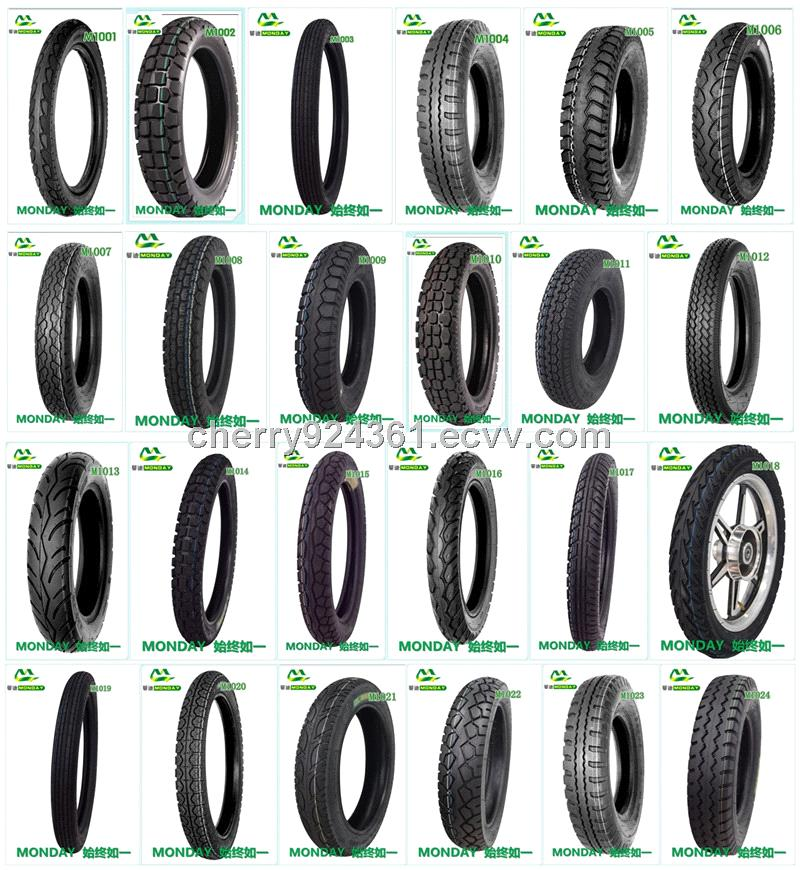 Motorcycle tires, Bicycletyres, tricycle tires, scooter tires, tubes