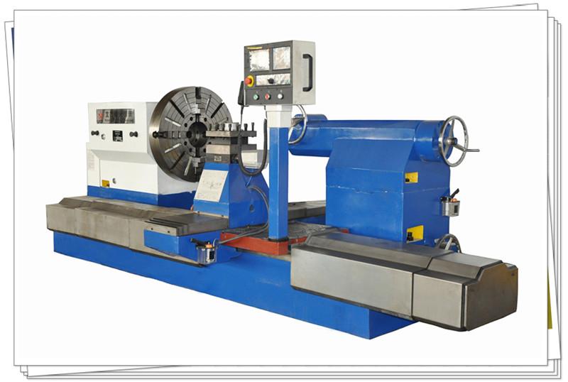 High Precision High Quality High Accuracy CNC Lathe Machine for Machining  Flange,Bearing,Wheel