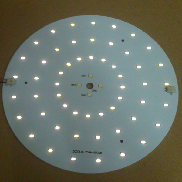 Design and assembly Aluminum Base copper core pcb led