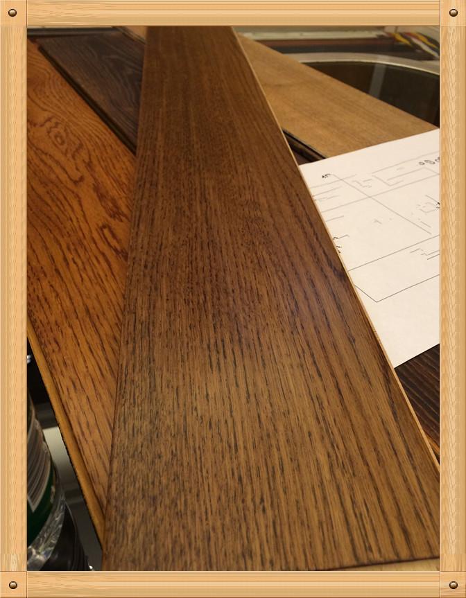 Rustic Wide Plank Oak Engineered Parquet Wood Flooring Purchasing