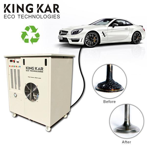 Brown gas hho generator Auto engine carbon cleaning machine