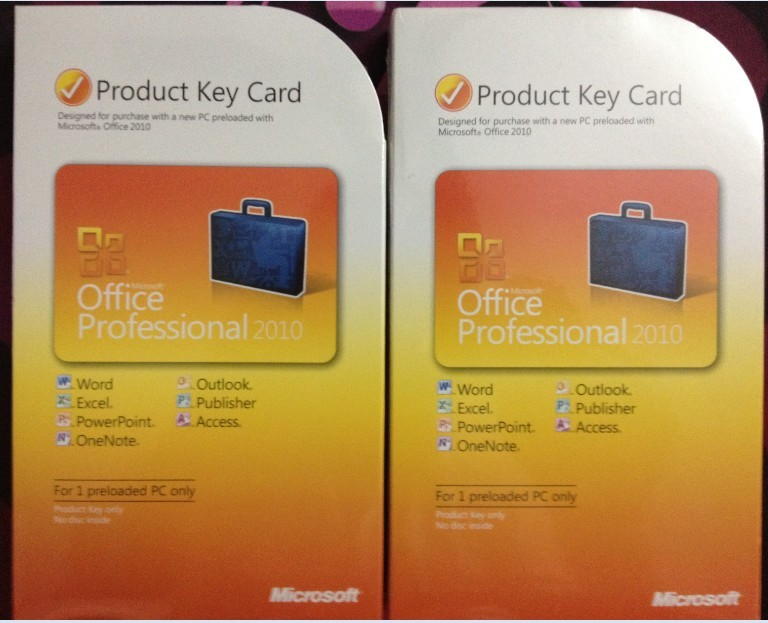 Office 2010 Standard Product Keys , 100% origianl FPP key or OEM, 100% online activate