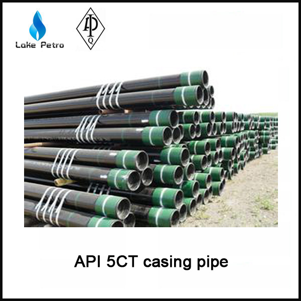 High Quality API 5CT Oil Casing Pipe For Cementing Well