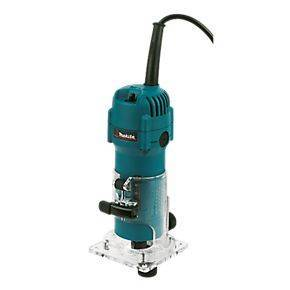Makita 3707F/1 440W Woodworking Router 110V