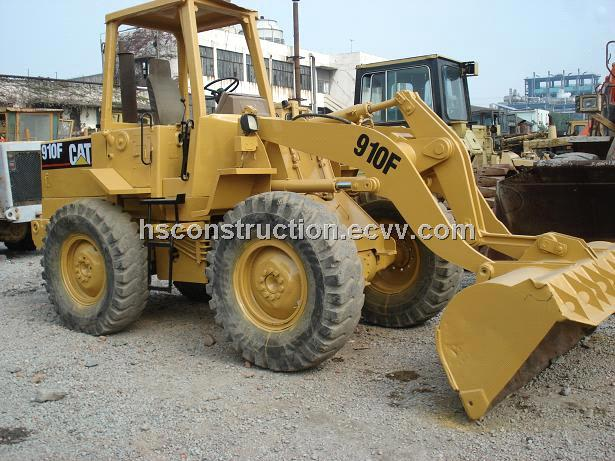 Used 910F CAT  Wheel  Loader ,Caterpillar 910 Loader