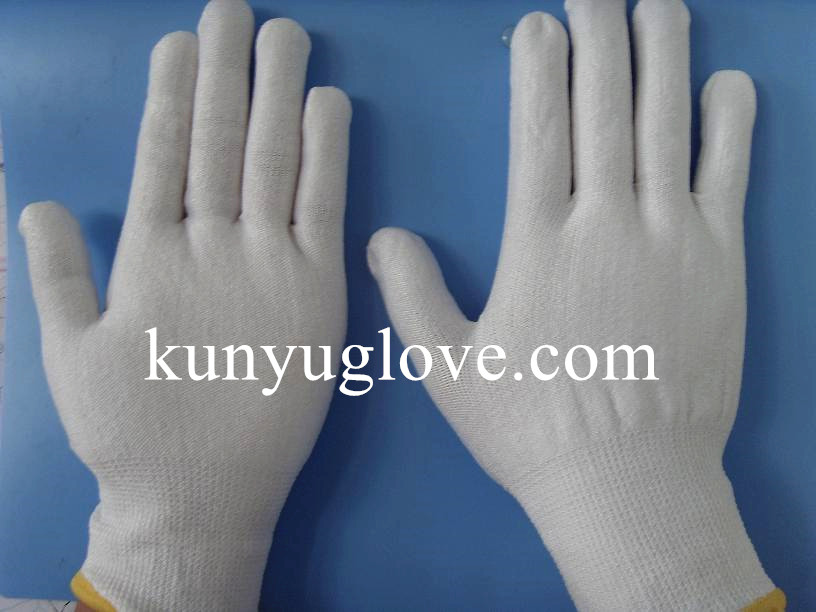 HEEP SAFETY 13G Knitted PU Palm Cut Resistant Gloves/working gloves
