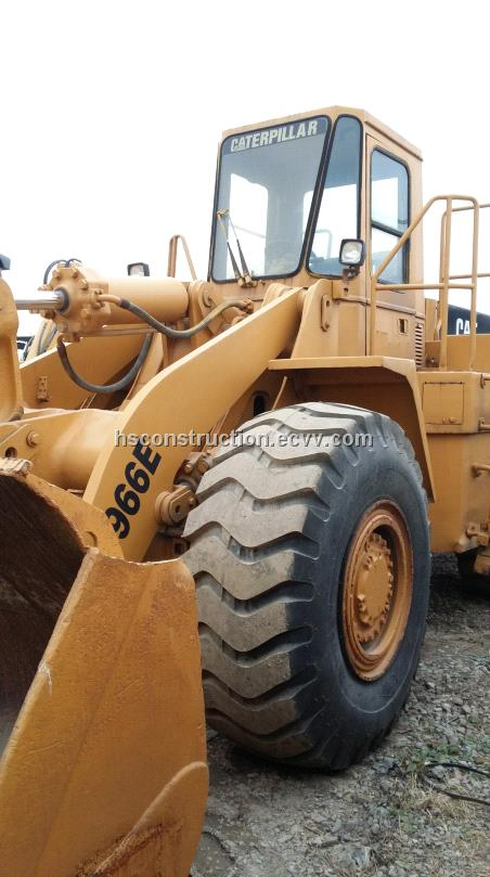 Used CAT 966ECaterpillar 966E Wheel LoaderDurable 966E Wheel Loader