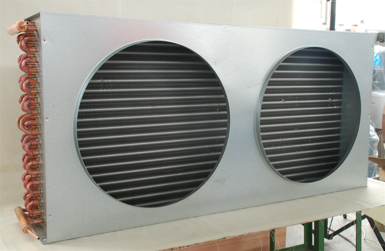Aluminum Fin and Copper Tube High Quality Air cooled evaporators ...
