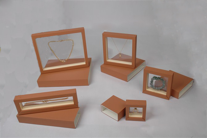 Window display jewelry boxCTC series purchasing souring agent