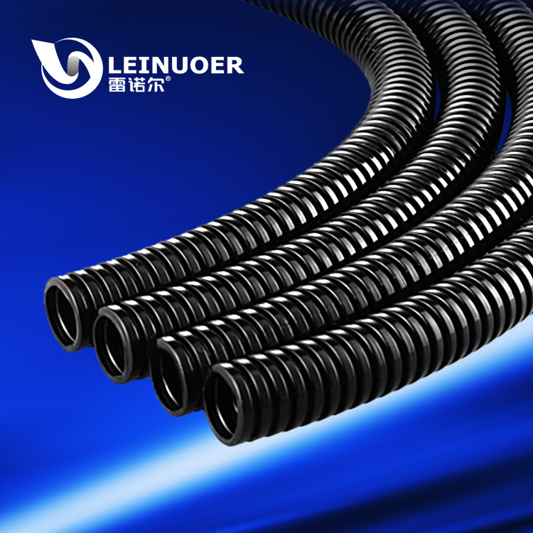 flame retardant polypropylene pp wiring cable plastic slit rh ecvv com Flexible Metal Conduit Flexible Metal Conduit with Wire