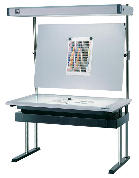 INTEKE CPT(3) Transitive-Reflecting Color Proof Table