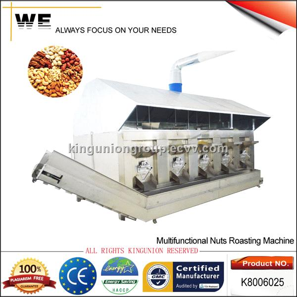 Multifunctional Nuts Roasting Machine (K8006025)