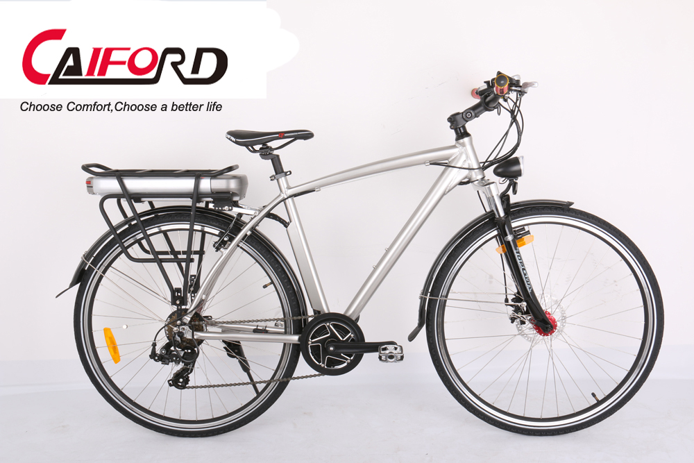New type mid motor electric cycling