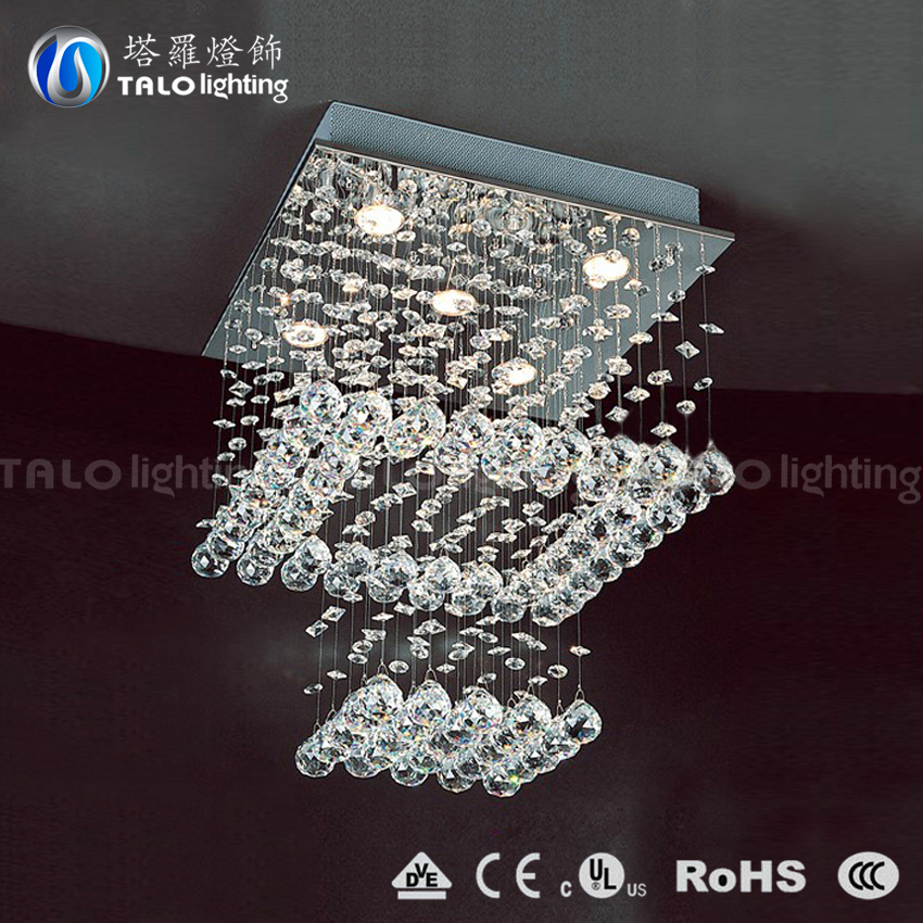 low price modern crystal chandeliers pendant light for home decoration