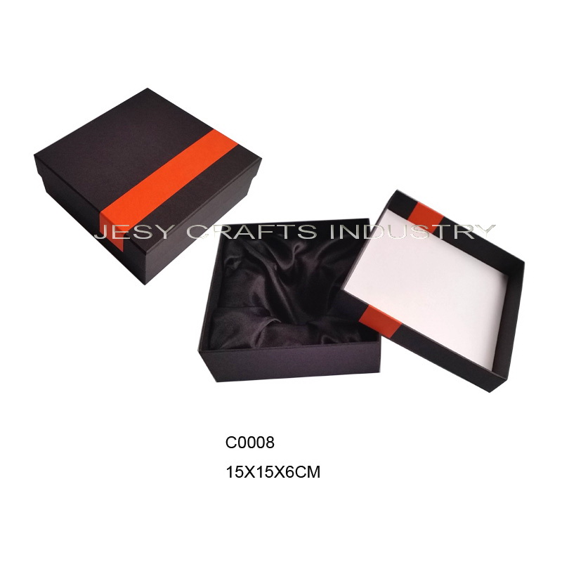 paper gift packaging box(C0008)