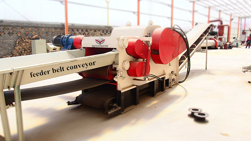High Quality Wood chipper / wood shredder with CE