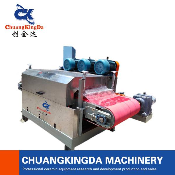 Three Shaft Mosaic Cutting Machine Full Automatic Continuous Cutting Machine