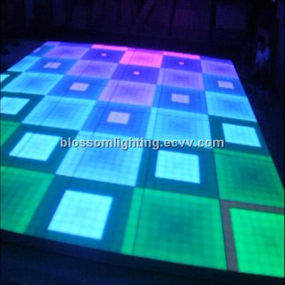 1024pieces LED Digital Acrylic Dance Floor Light (BS-2610)