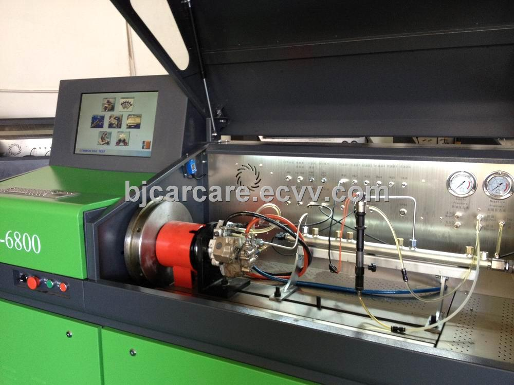 Diesel Injector Pump Service Machine