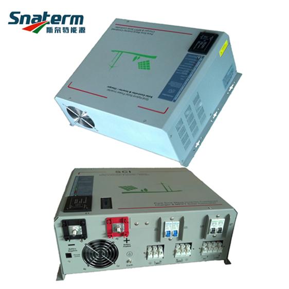 SCI 6000W Hybrid solar Inverter with Build-in MPPT Solar
