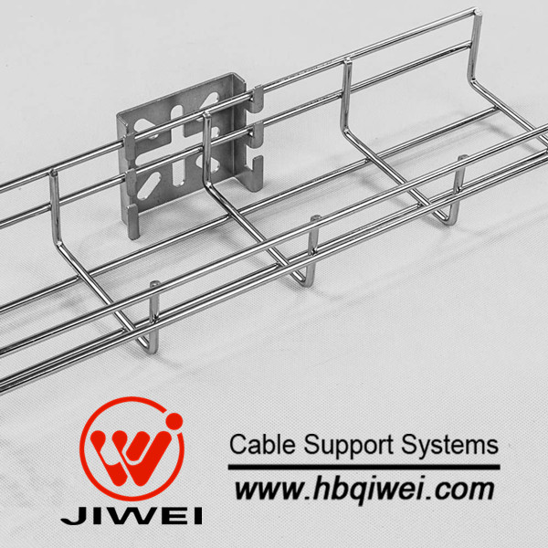 Stainless Steel SS304 Wire Mesh Cable Tray Sizes purchasing, souring ...