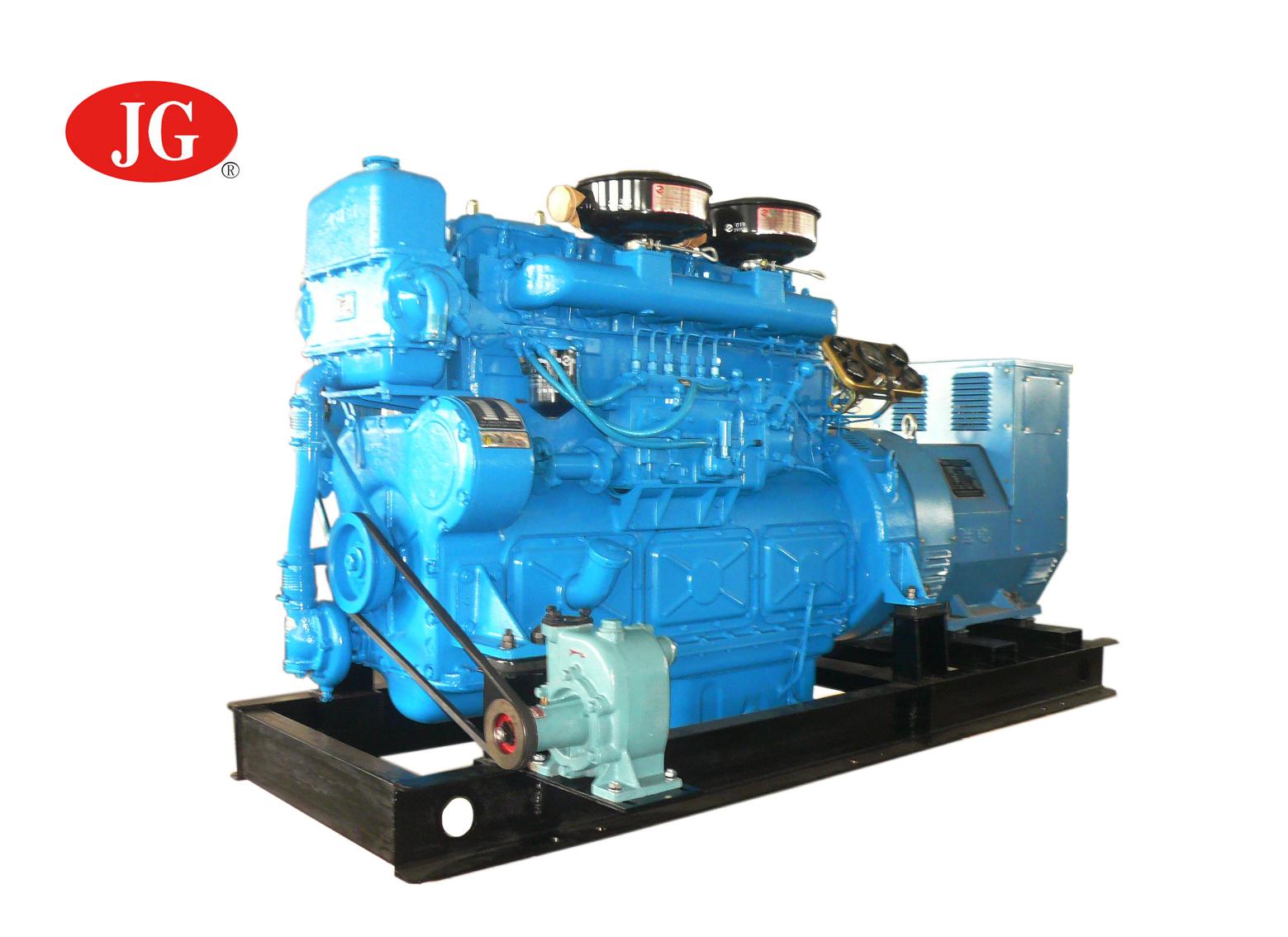 Marine Diesel Generator with Shangchai Engine for Sale purchasing