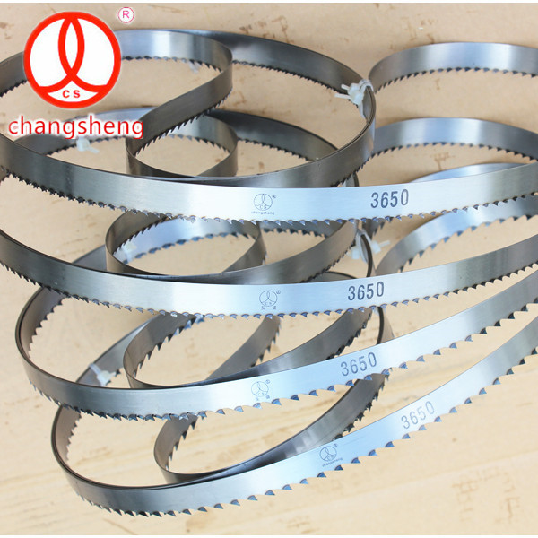 Meat bone processing machinery meat band saw blade cutter