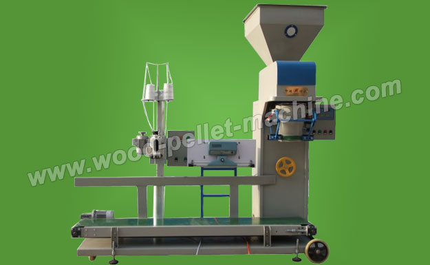 Pellet Packing Machine