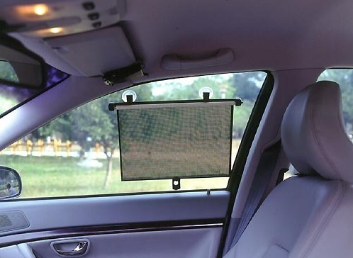 Rolling Sunshade (2 Sets In 1 Pack)