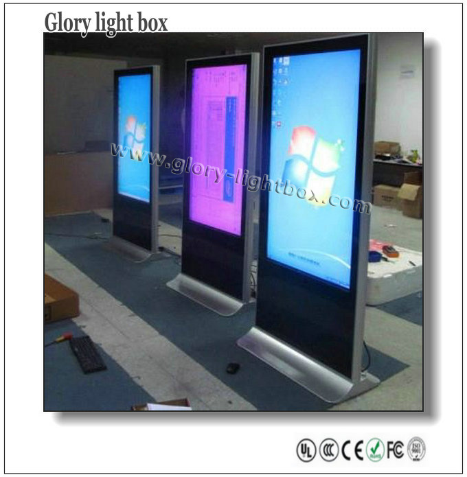 WiFi/3G/Android 55 Inc LCD Media Player/Advertising Display/Digital Signage