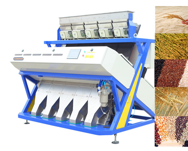 High Quality VSN3000-G5A Rice Color Sorter/Rice color Sorting Machine