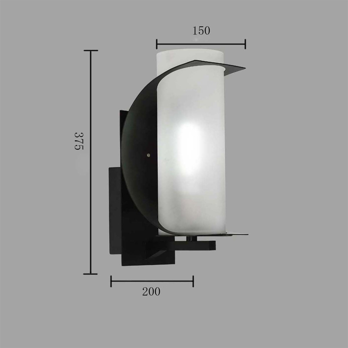 new arrivals high quality aluminum outdoor wall light LED exterior  lighting