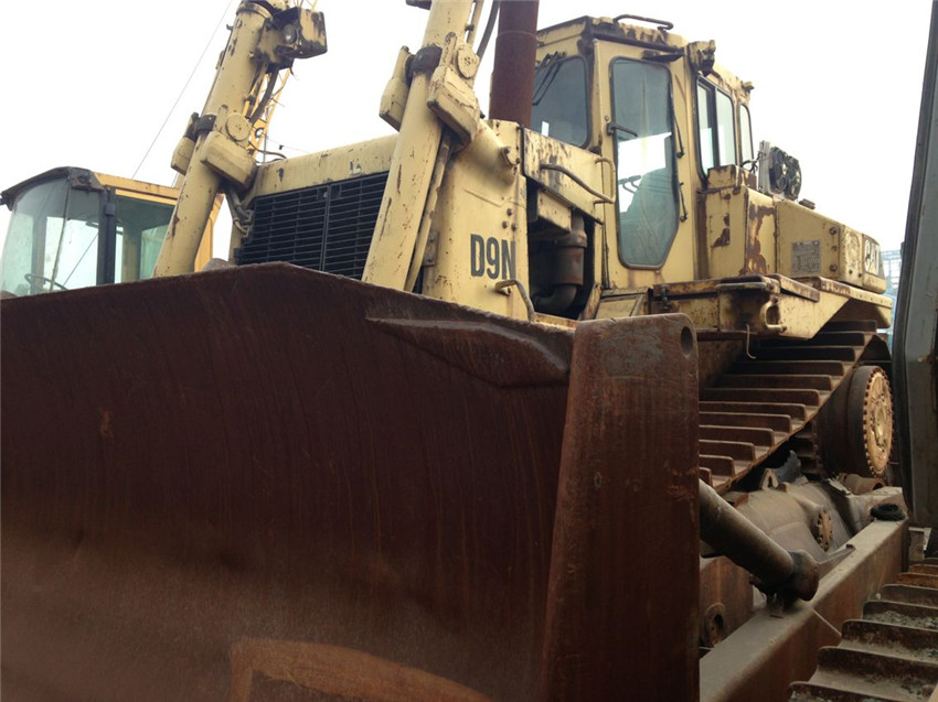 used bulldozer cat D9N