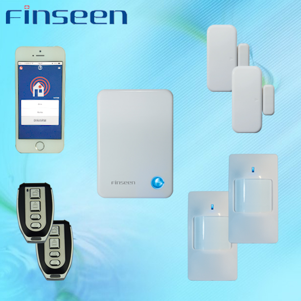 TOP selling cloud IP alarm home security alarm system