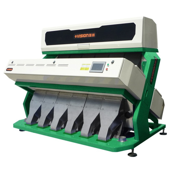 VISION CCD Grain Color Sorte,VSN3000-R Series