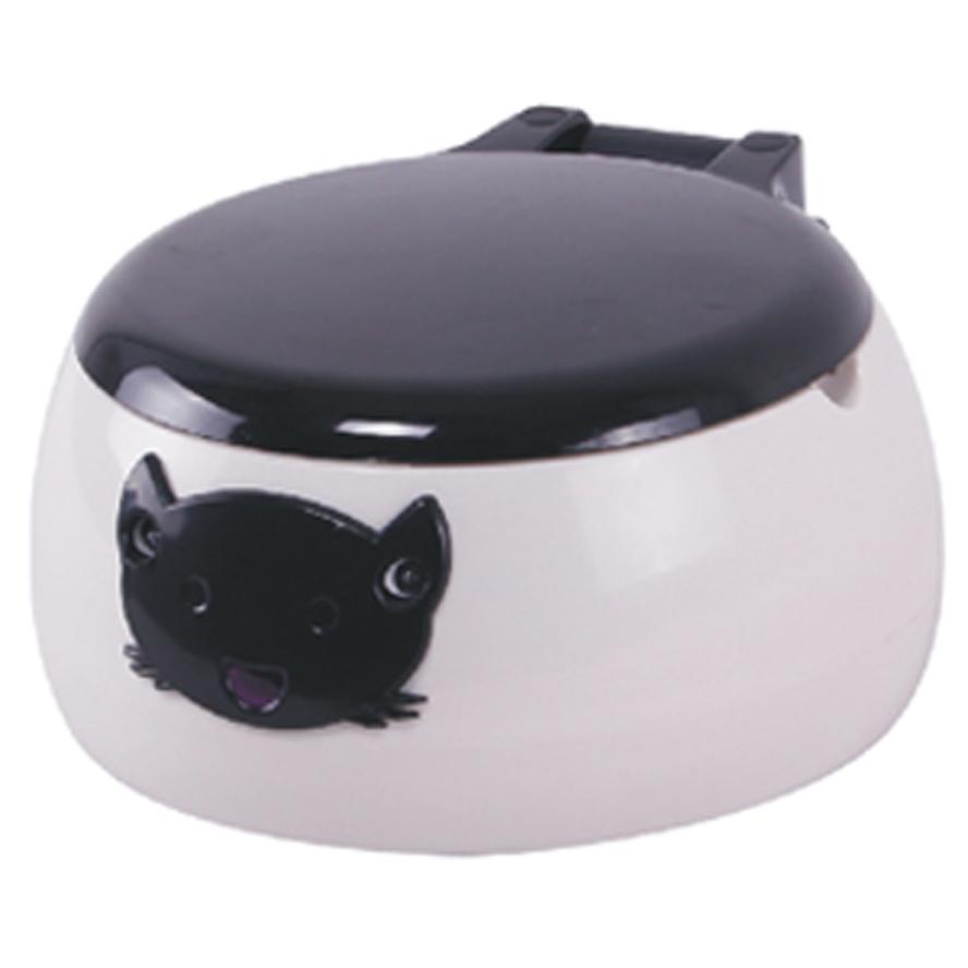 Sensor motion activated pet bowl automatic open cat bowl pet feeder ...