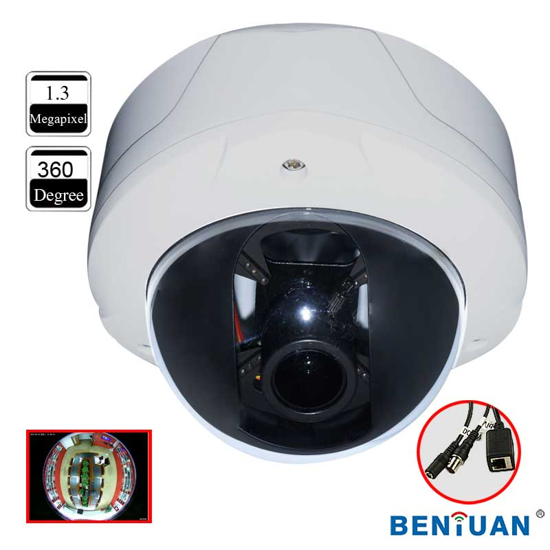 2.0 Megapixel IP IR dome Camera,Auto Back Focus function With 4/6/8/12MM  Mega pixel fixed lens