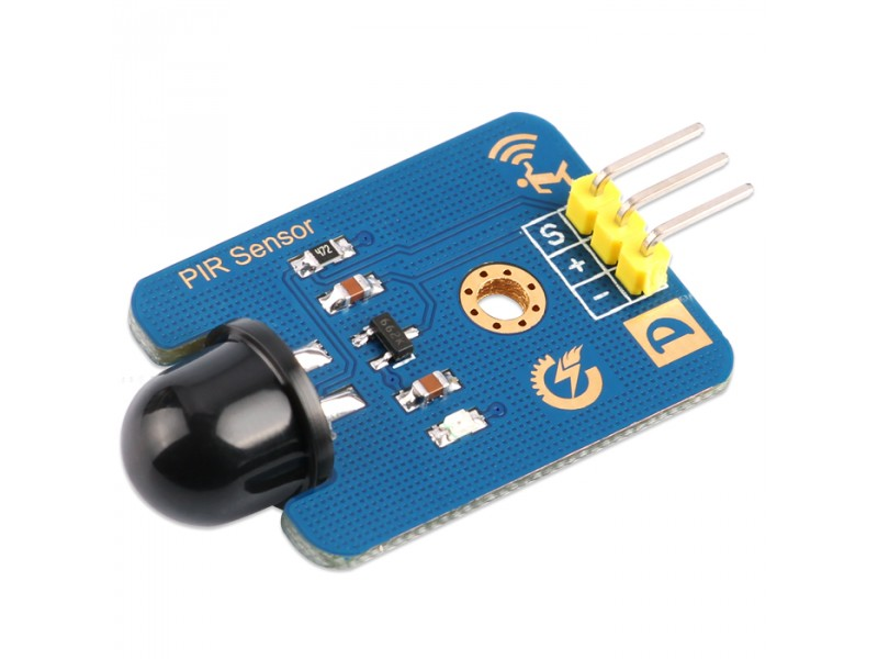 PIR (Motion) Sensor for Arduino Compatible-alsrobotbase