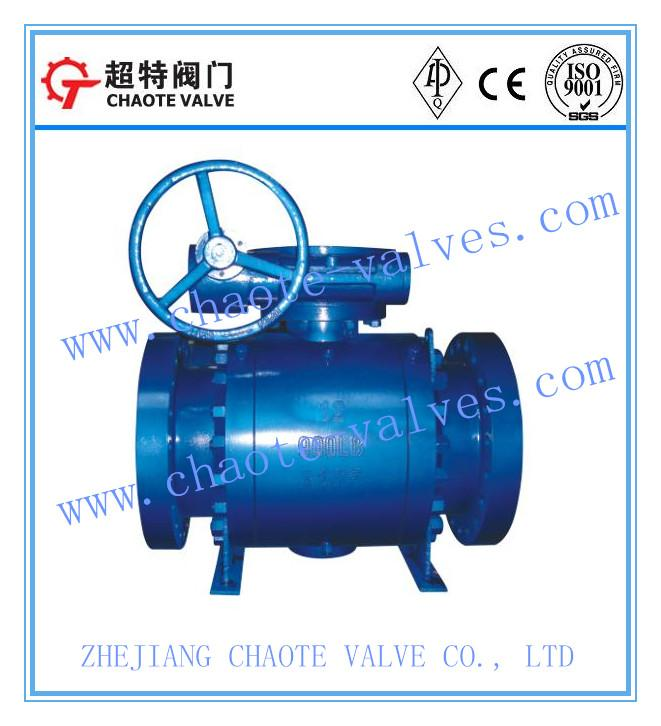 Forged Trunnion Ball Valve - 3PC Type(Q347F)